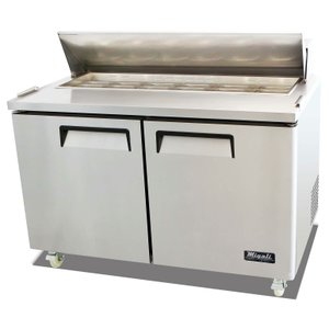 Standard Top Sandwich Prep Table C-SP60-16