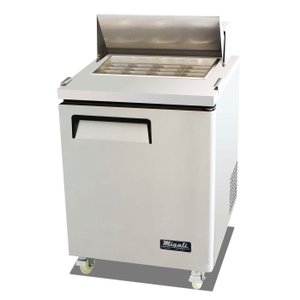 Big Top Sandwich Prep Table C-SP27-12BT