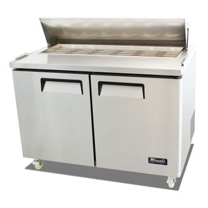 Big Top Sandwich Prep Table C-SP48-18BT