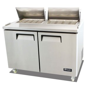 Big Top Sandwich Prep Table C-SP60-24BT
