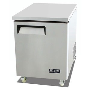 Under-Counter/Work Top Freezer C-U27F