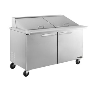 Megatop Salad - Sandwich Prep Table KSTM-60-2